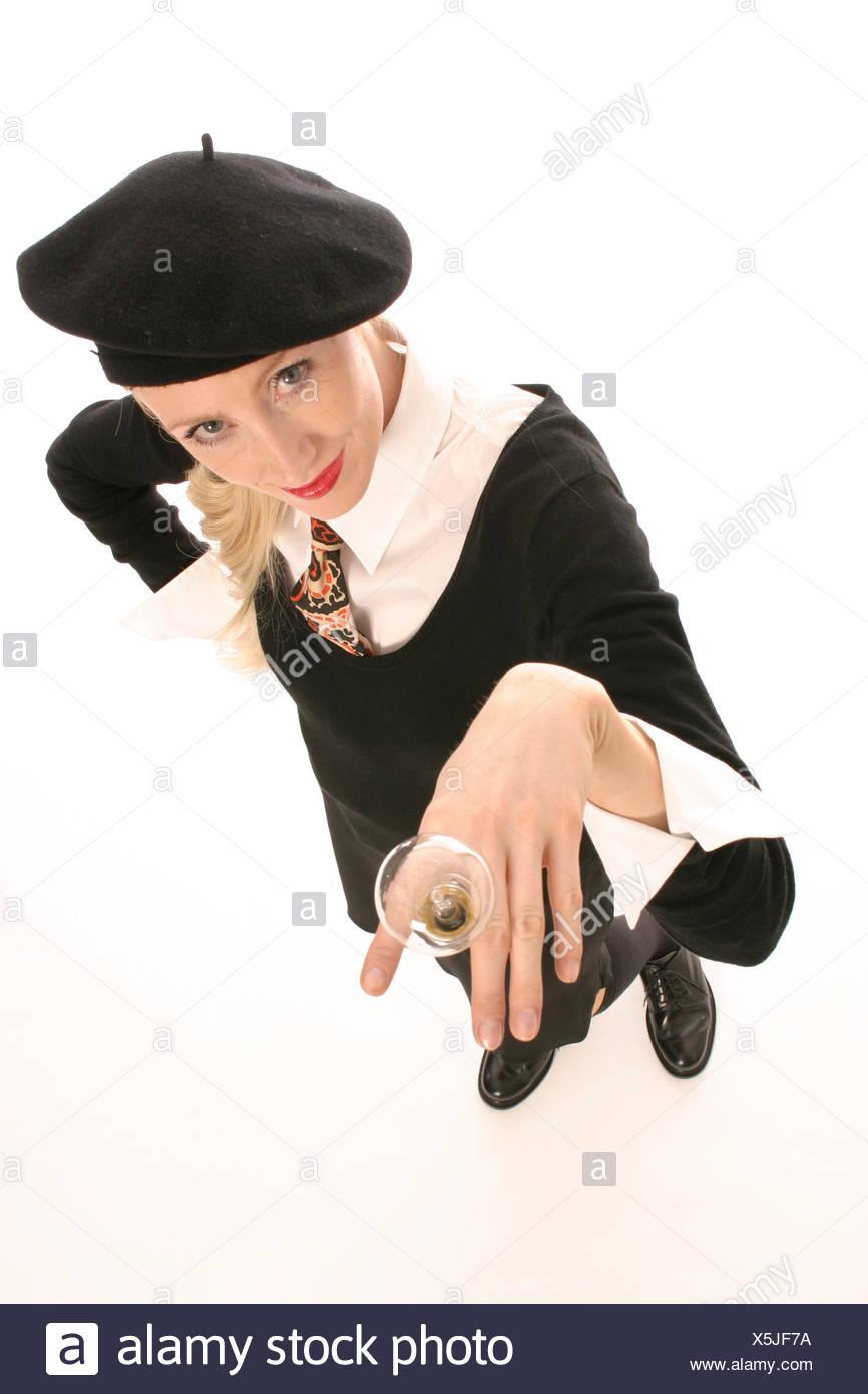 woman shine shines bright lucent light serene luminous finger future face human Stock Photo