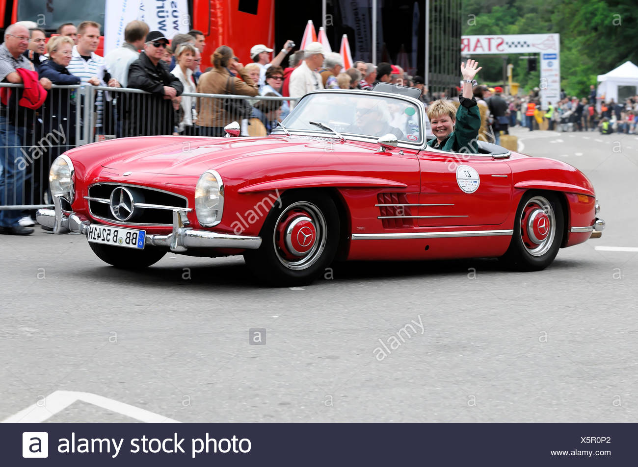 1958 Mercedes Benz 300sl Roadster High Resolution Stock Photography And Images Alamy