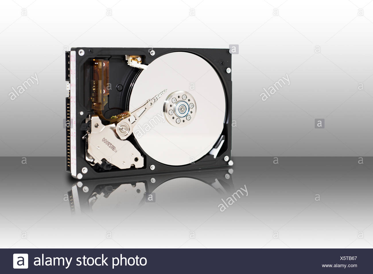 hdd Stock Photo