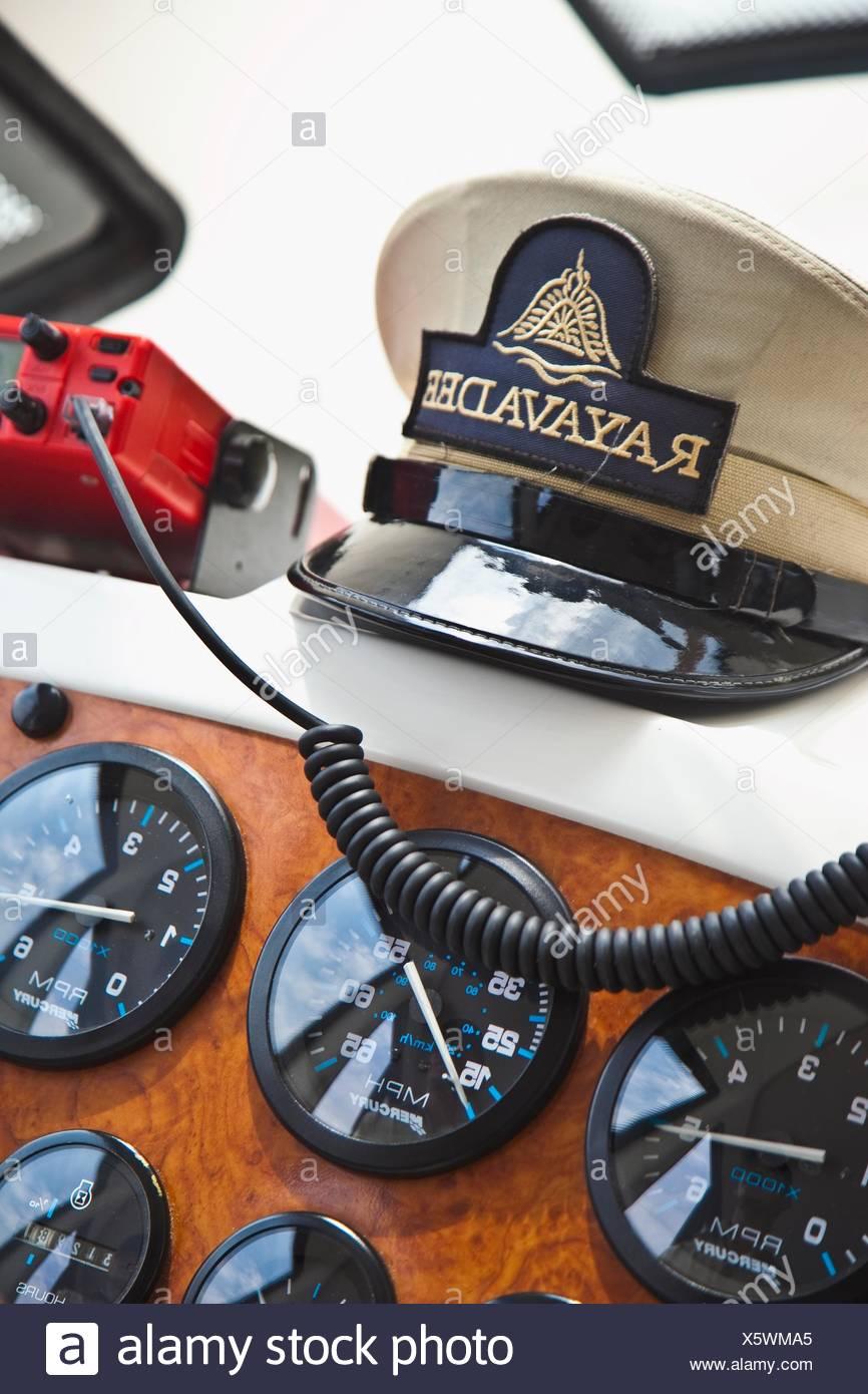 Rayavadee´s Luxury Cruiser, Krabi, Thailand. - Stock Image