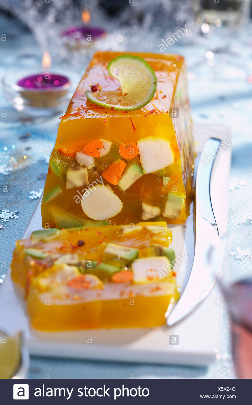 Aspic Jelly Stock Photos & Aspic Jelly Stock Images - Alamy