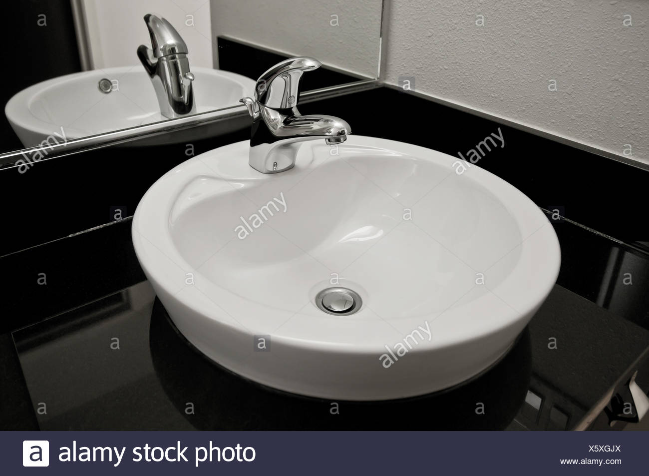 Sink - Stock Image