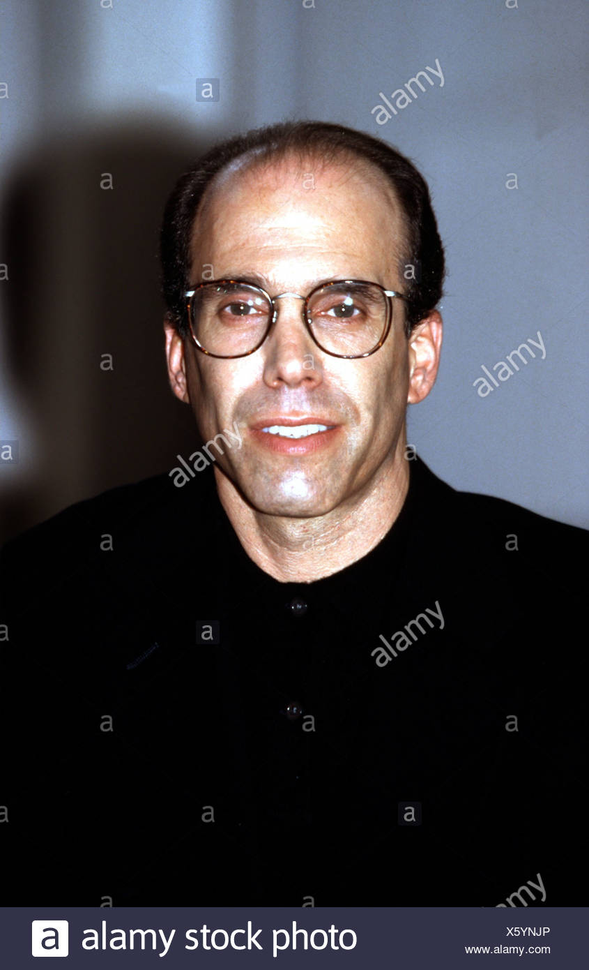 Katzenberg, Jeffrey, * 21.12.1951, American Producer, CEO of DreamWorks Animation, portrait, 1998, Additional-Rights-Clearances-NA - Stock Image