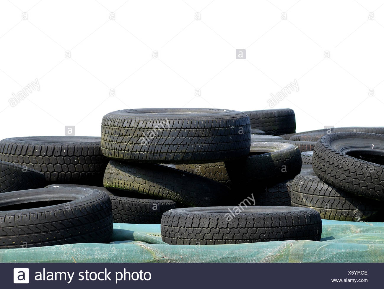 profile car tire abrasion tyre tire tyres rubber profile snow tyre car tire Stock Photo