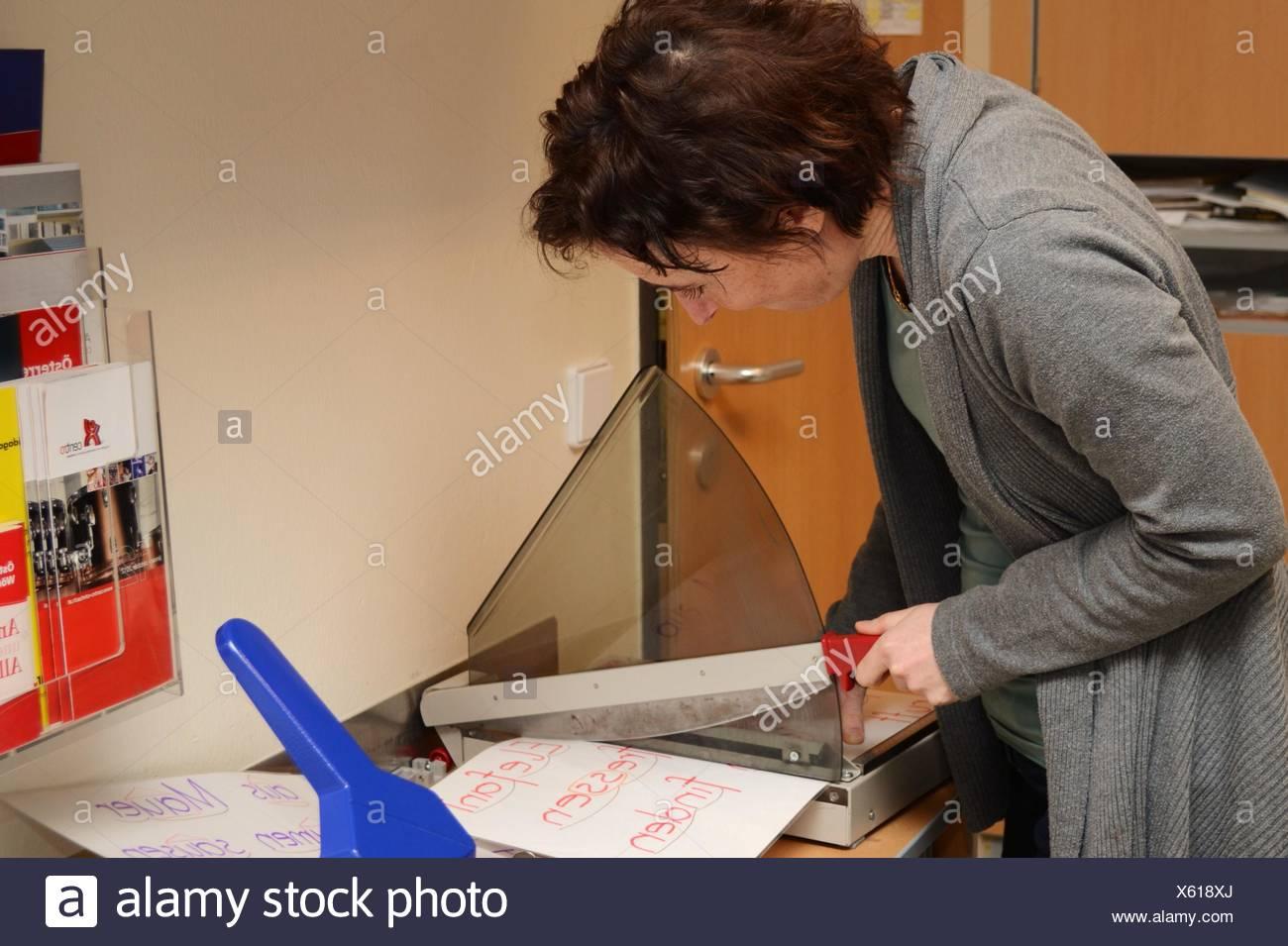 teacher - Stock Image