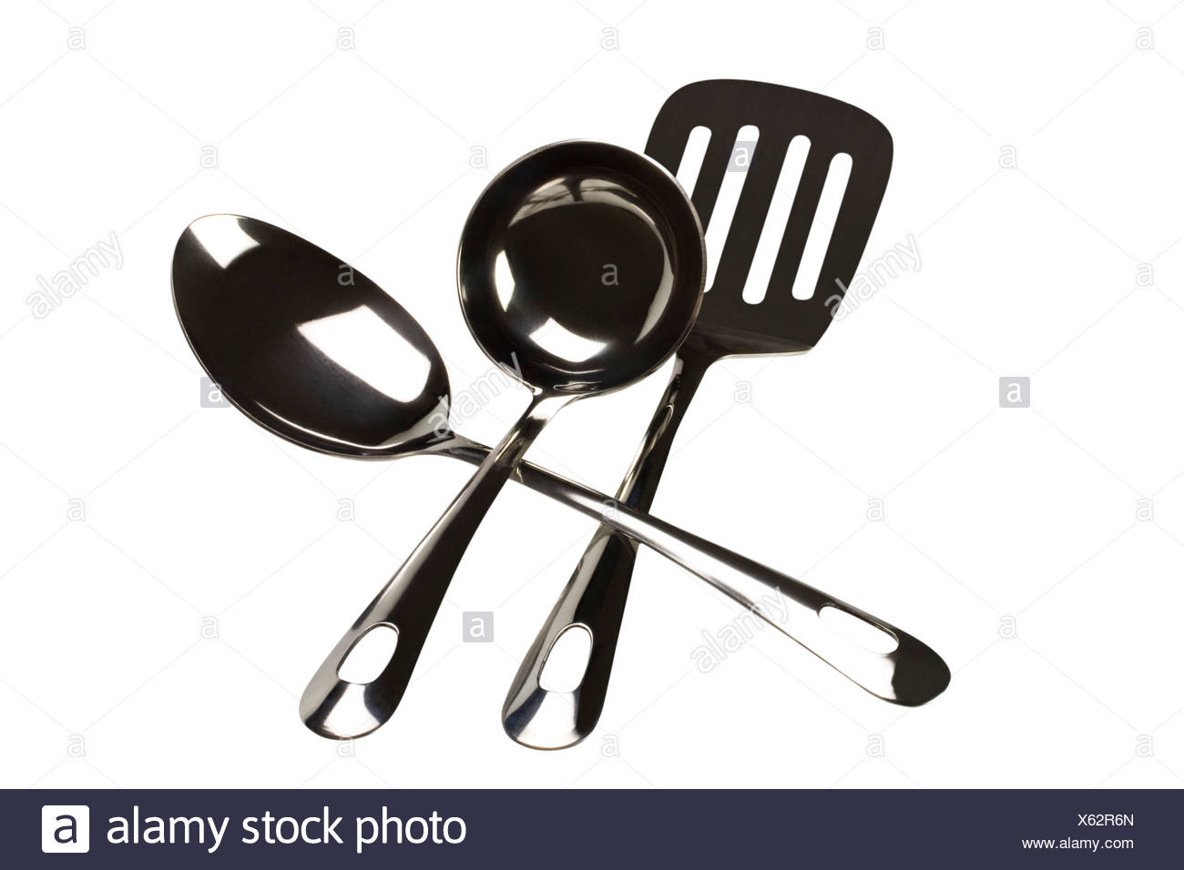 Close-up of kitchen utensils Stock Photo