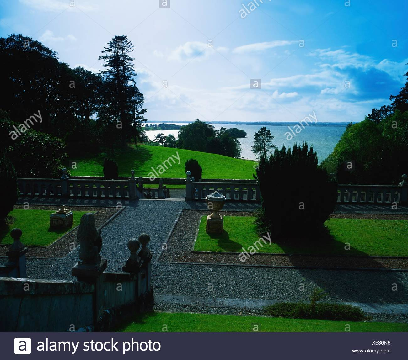 Belvedere House And Gardens Lough Ennell Mullingar Co Westmeath