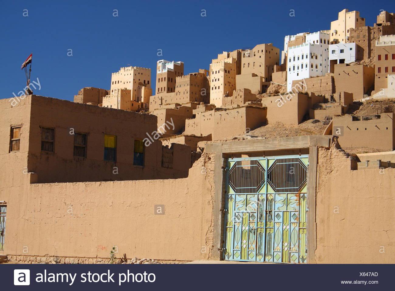 yemen asia east - Stock Image