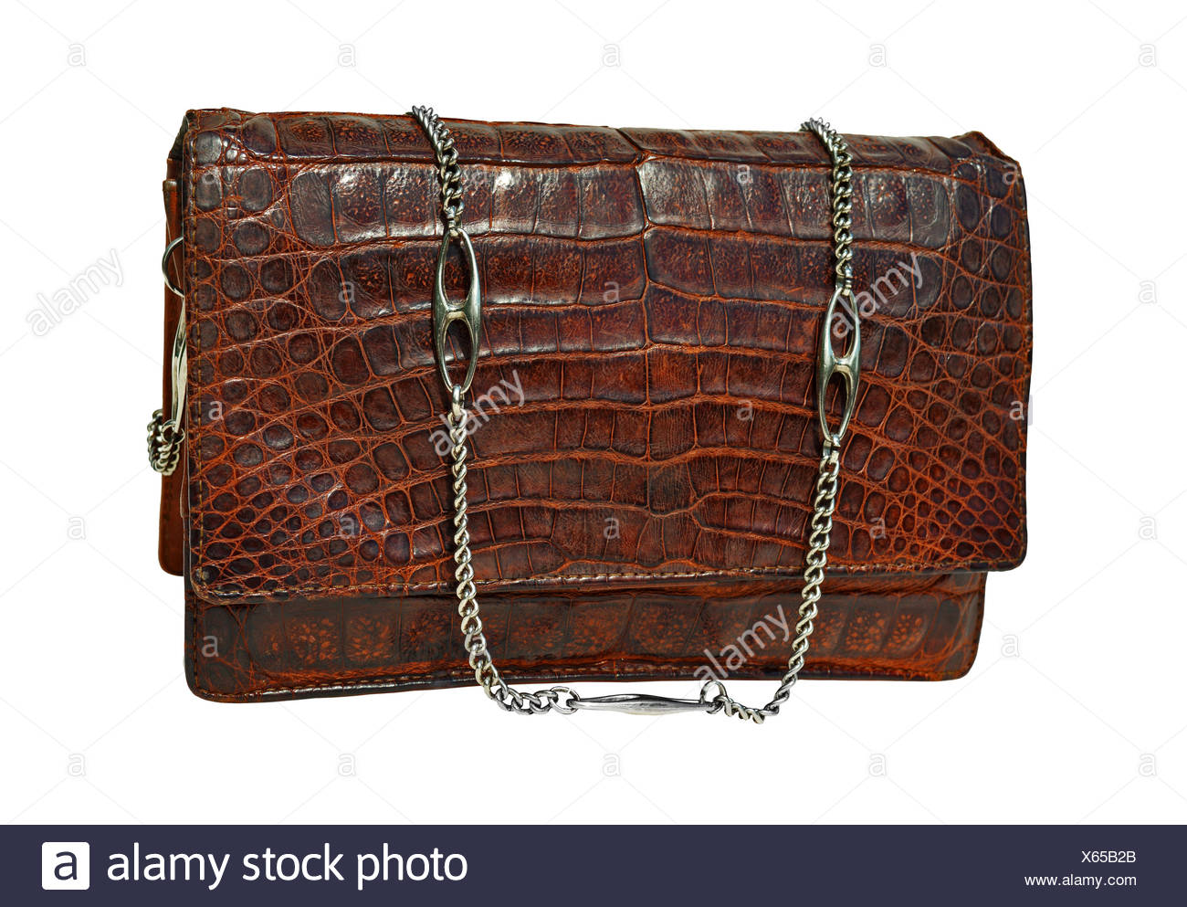 c82b33424 Alligator Skin Bag Stock Photos & Alligator Skin Bag Stock Images ...
