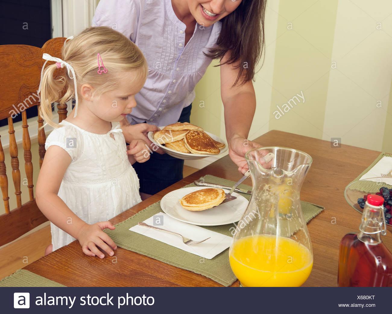 Breakfast - Stock Image