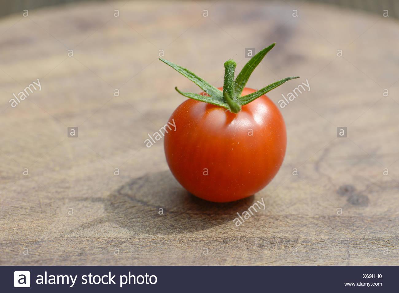 Red garden tomatoe, Austria - Stock Image