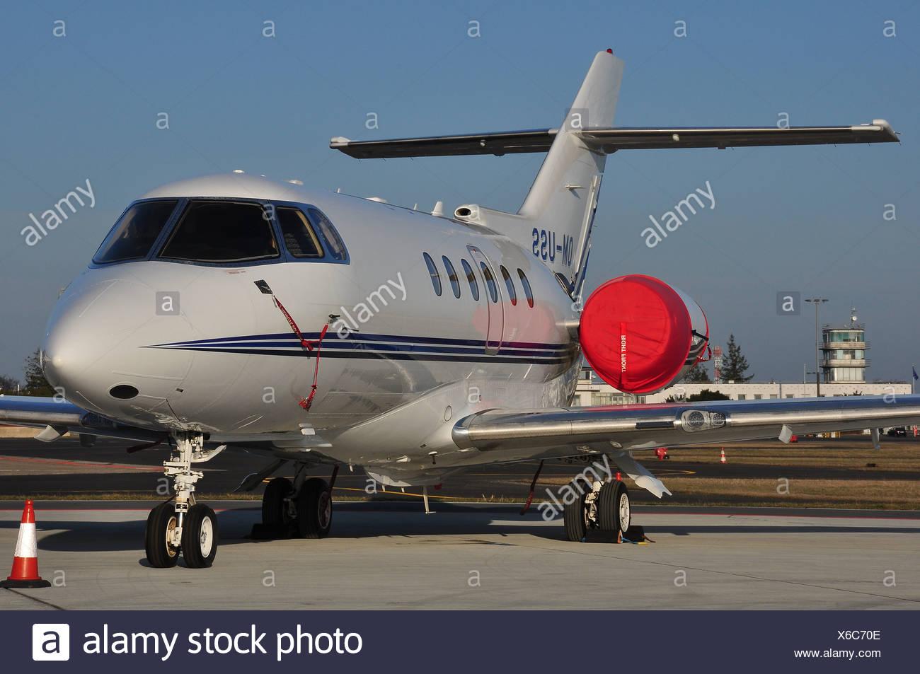 Raytheon Hawker 800XP - Stock Image