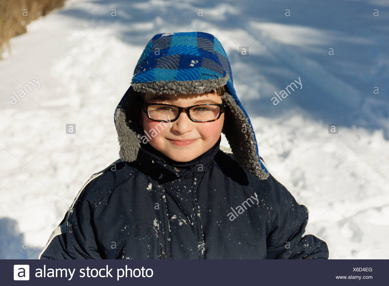 e72dfea2a3a37 Winter Hat Stock Photos   Winter Hat Stock Images - Alamy