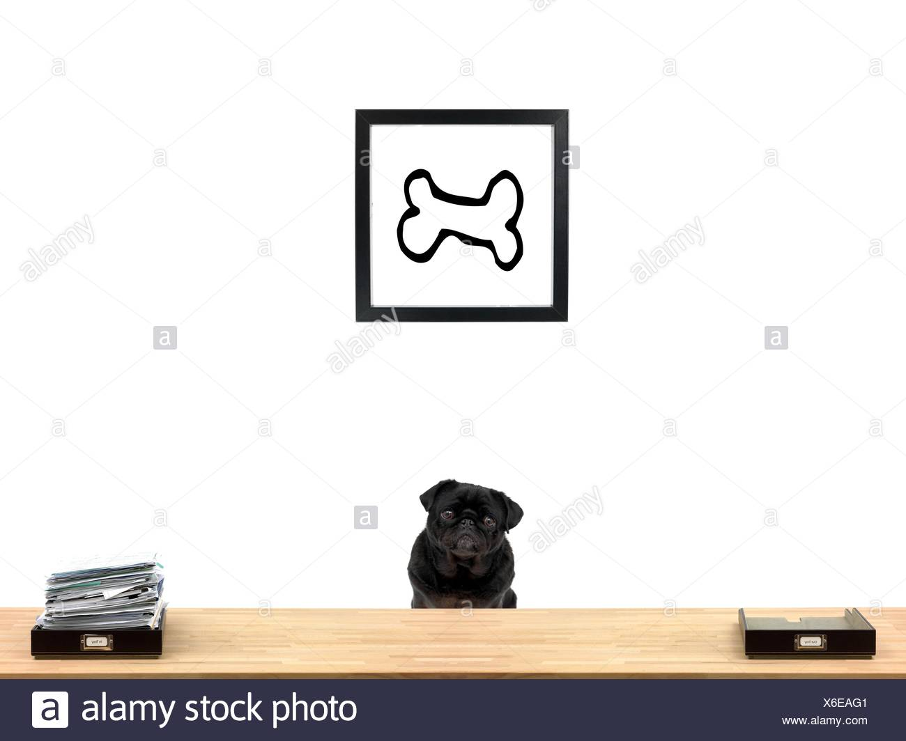 In Out Office Trays In Stock Photos In Out Office Trays In Stock