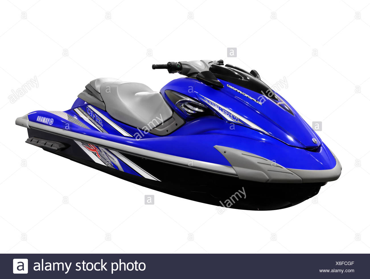 Yamaha WaveRunner SHO Supercharged, personal water craft PWC water