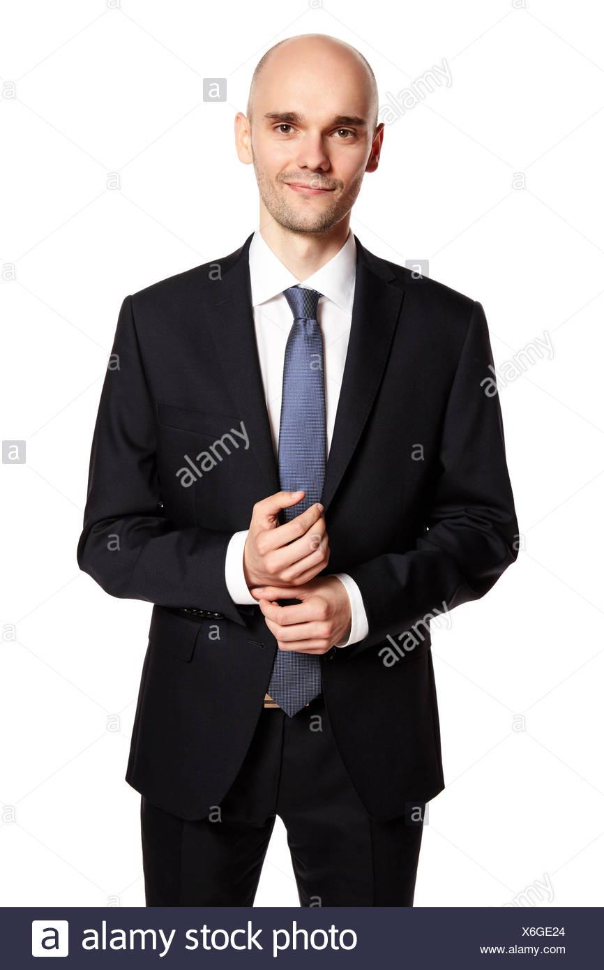 Elegant Man - Stock Image
