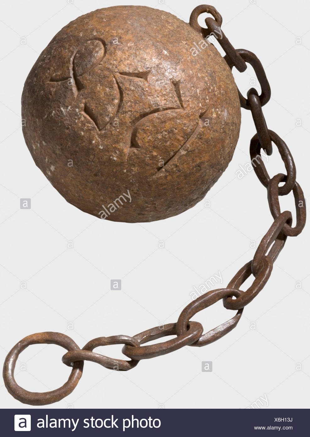 Ball torture device