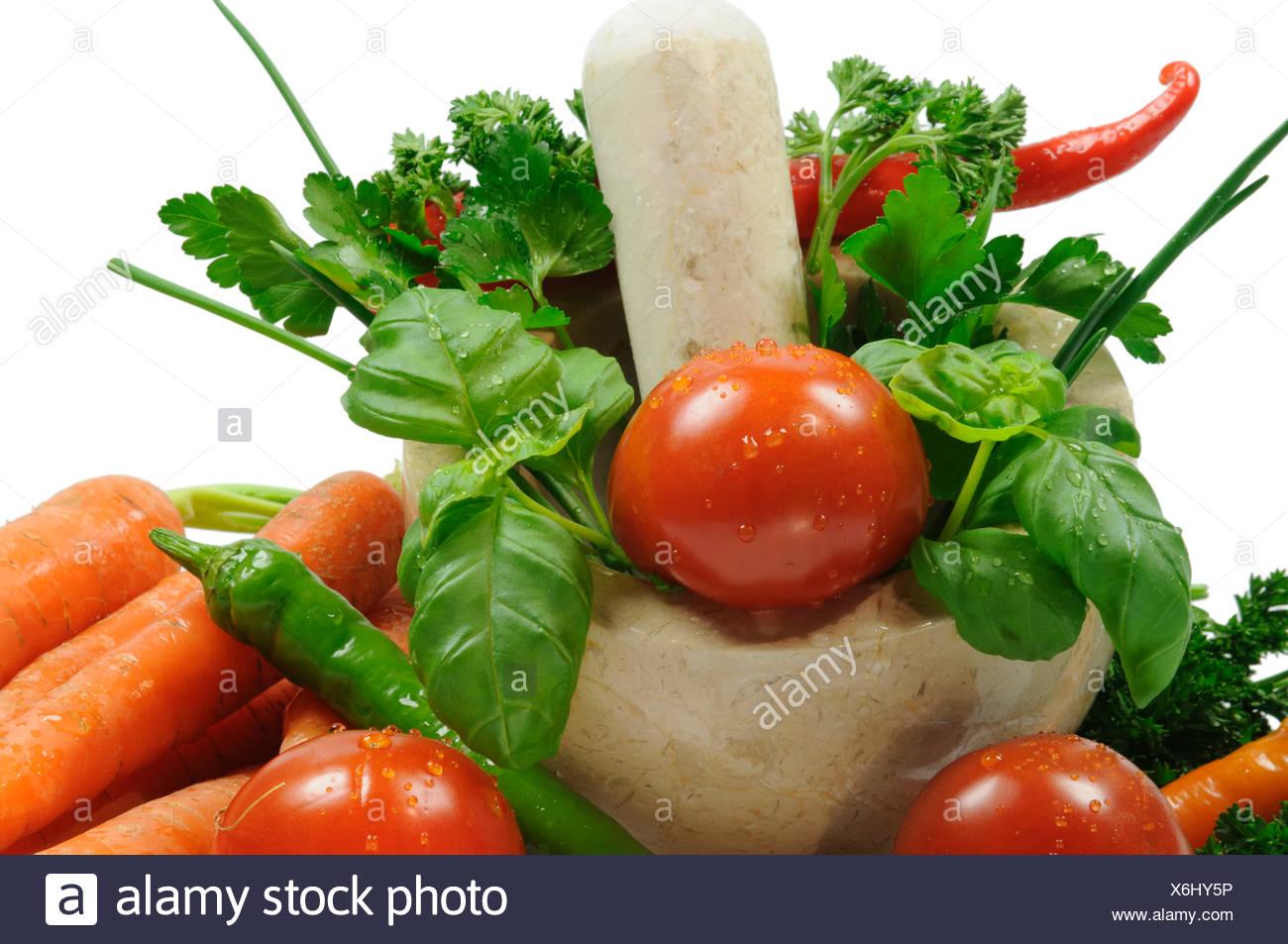 orange, pepper, leaf, spice, garden, stone, flower, plant, leaves, hot, fruit, Stock Photo