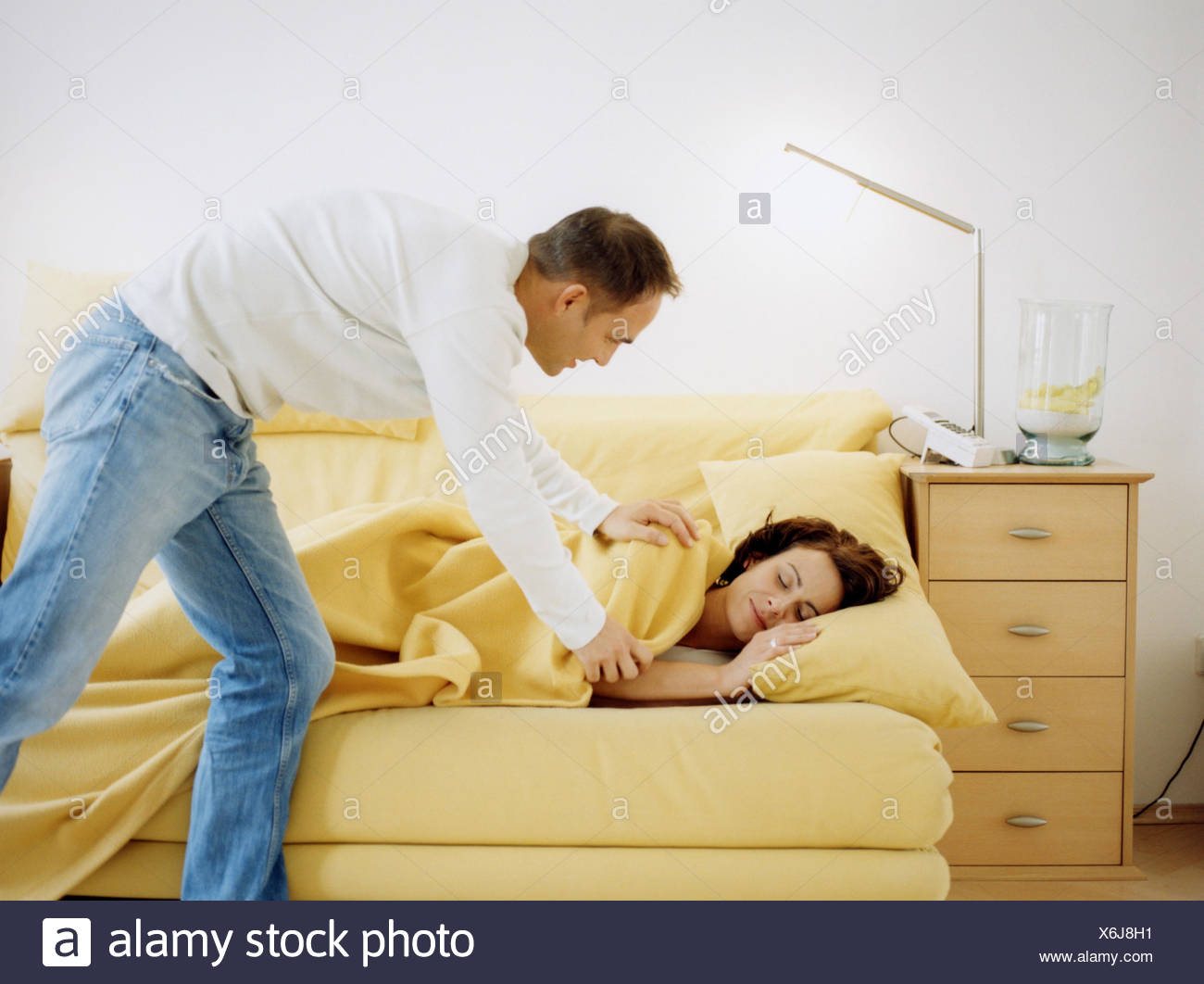 how to take a woman to bed