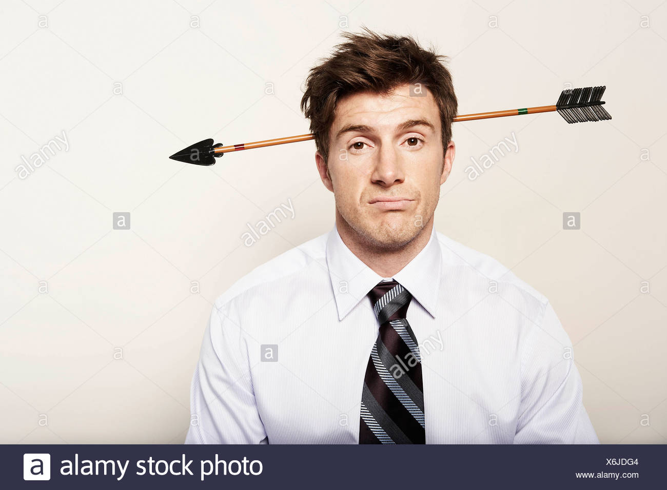White Arrow Head High Resolution Stock Photography And Images Alamy But, 99%, maybe 99.999999% will be much slower. https www alamy com business man with arrow through head image279459604 html