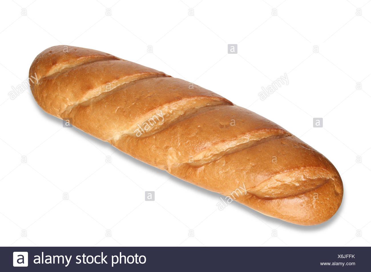 White Bread - Stock Image