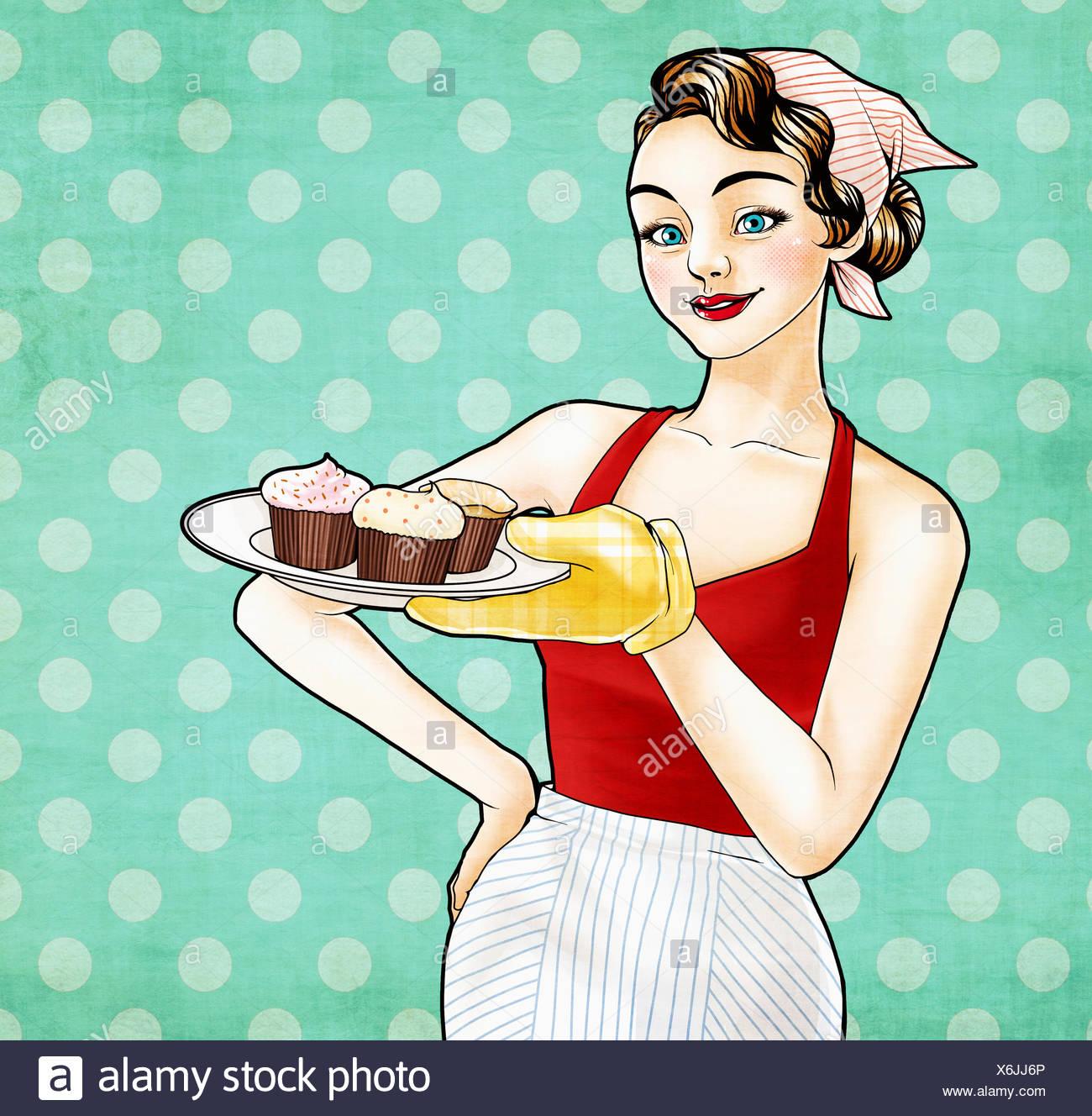Baking clipart Cute baking girls clipart cupcake chef   Etsy   Cute baking, Clip  art, Girl clipart