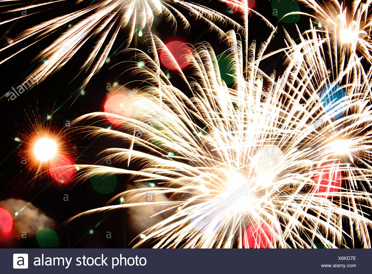 Abstract Diwali Background Stock Photo