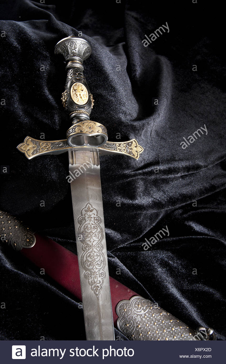 Dagger - Stock Image