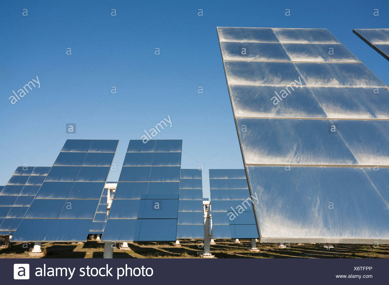 Heliostats Stock Photos & Heliostats Stock Images - Alamy