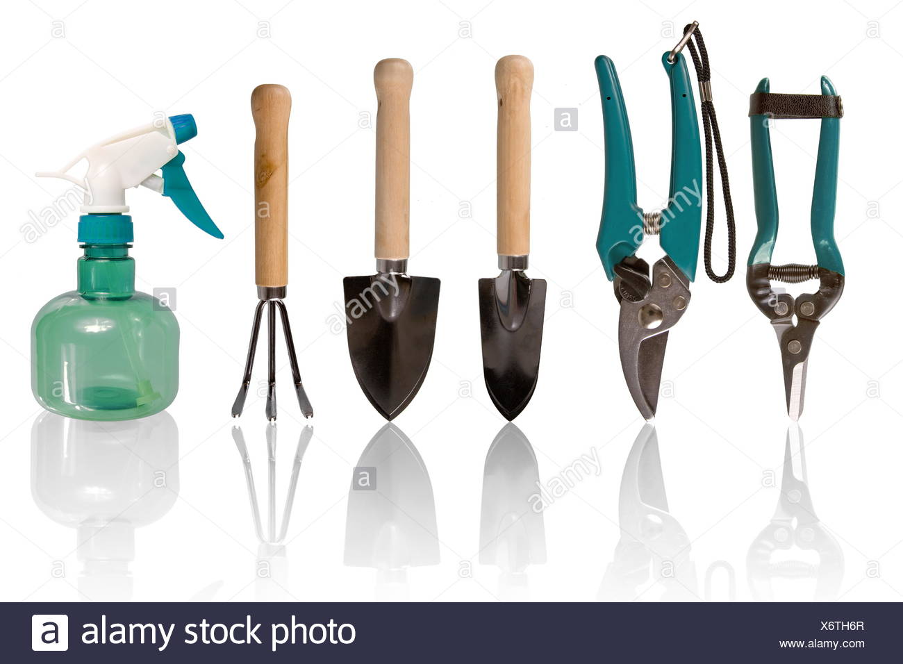 Small Gardening Tools   Stock Image