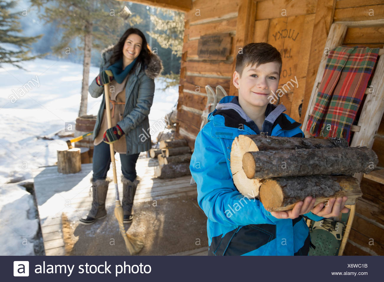 Log Cabin Canada Stock Photos Amp Log Cabin Canada Stock