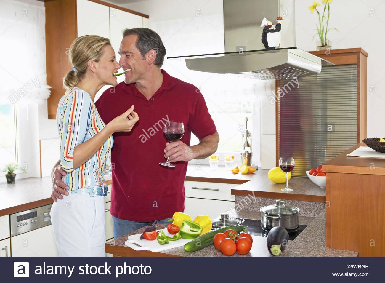 Cuisine, couple, falls in love, paprika films, eat, together, half