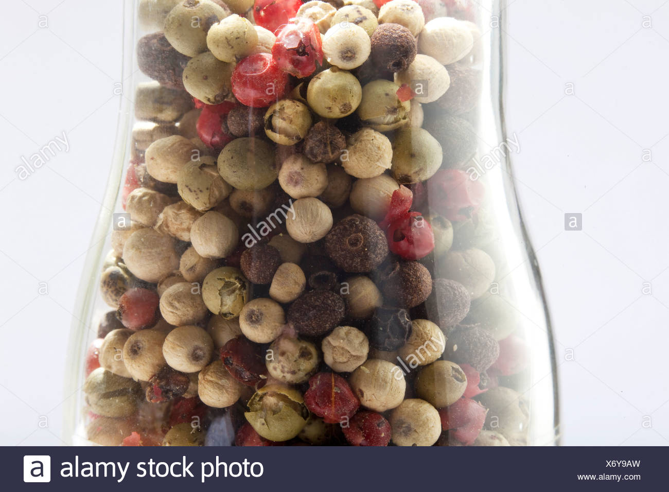 FIVE PEPPER MIX - Stock Image