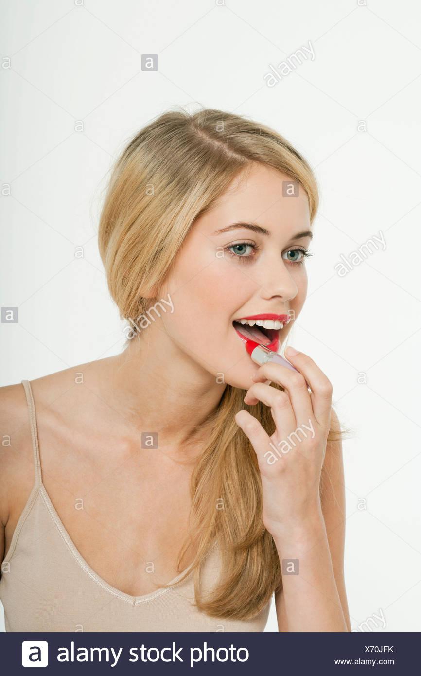 Lipstick Lesbian Teens - Model page