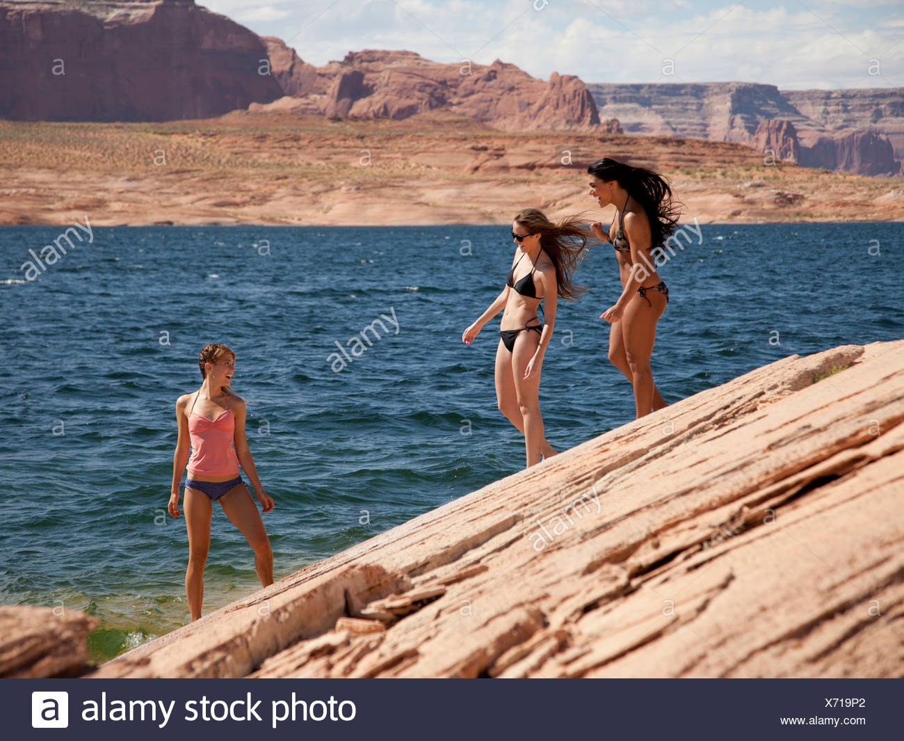 bikini lake powell