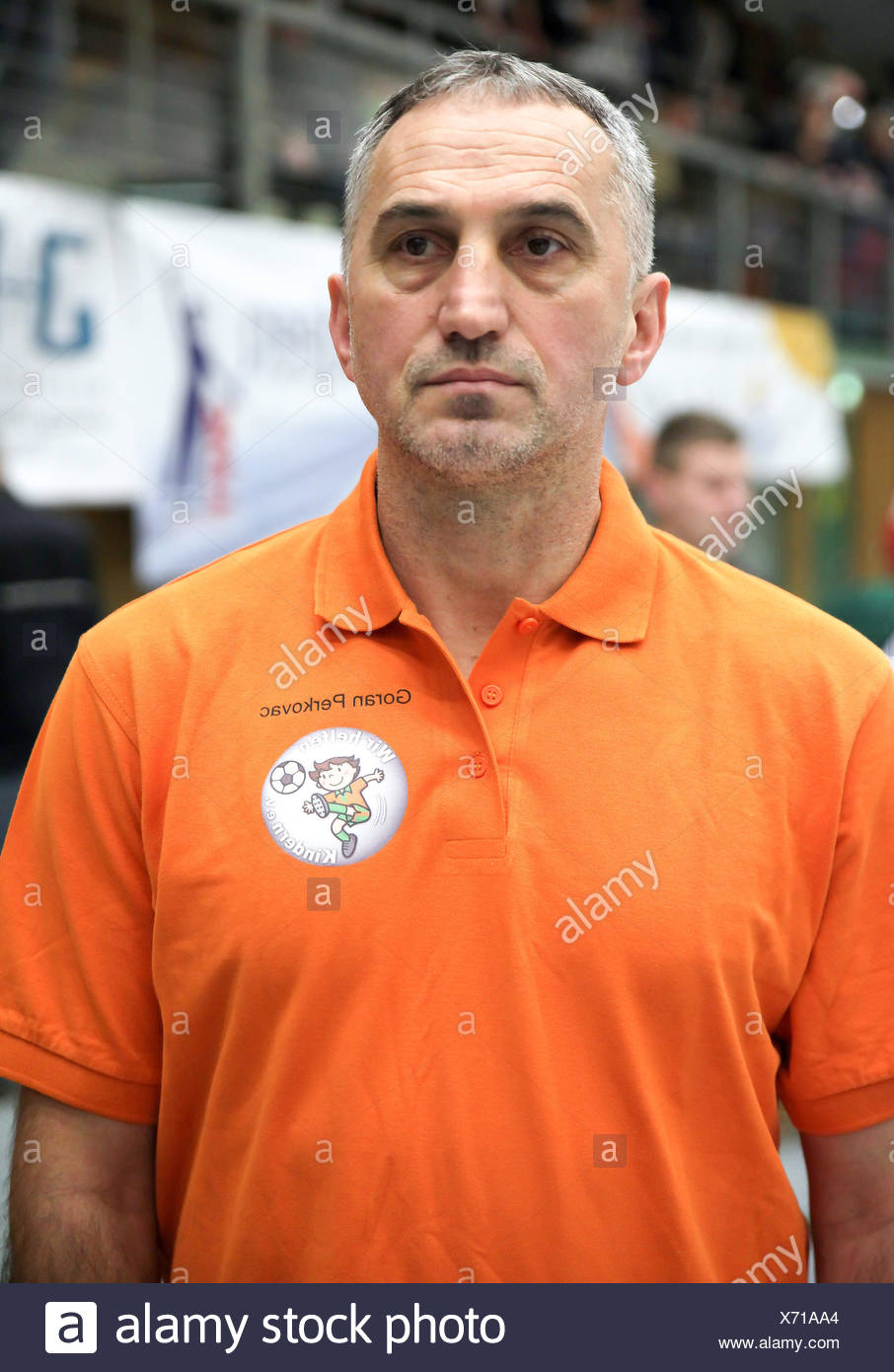 Goran Perkovac  (GWD Minden) - Stock Image
