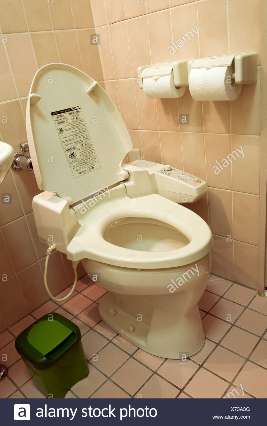 sophisticated japanese toilet,Japan Stock Photo: 279742276 - Alamy