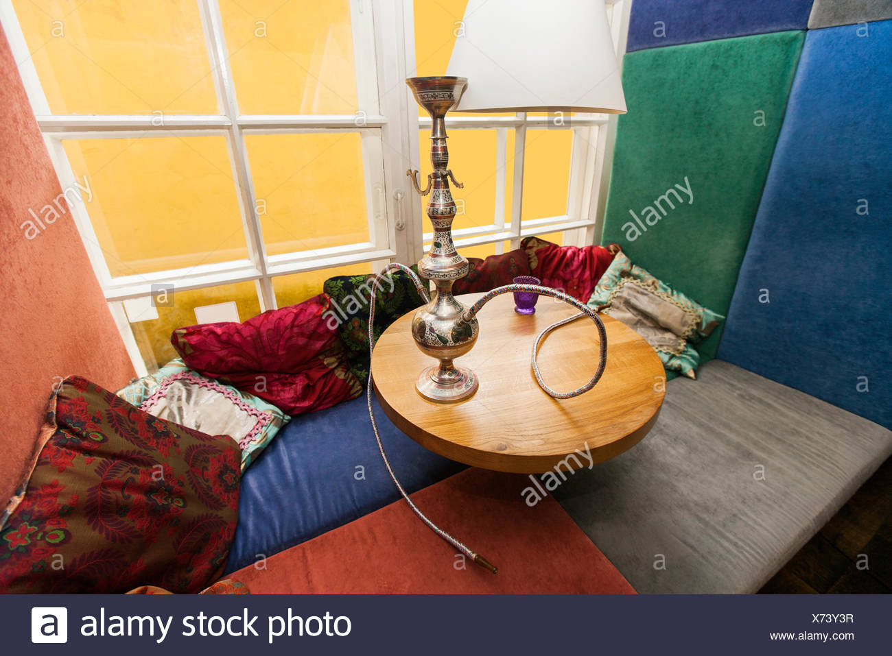 Hookah On Table Stock Photos Hookah On Table Stock Images