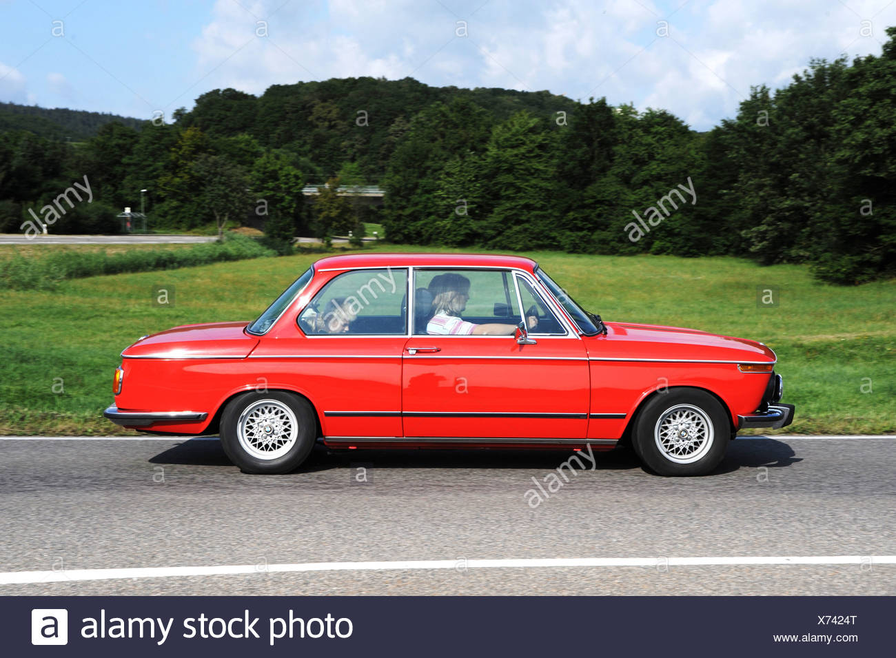 BMW Series 02, originally 114 Series, built from 1966 to 1977, 7th ...