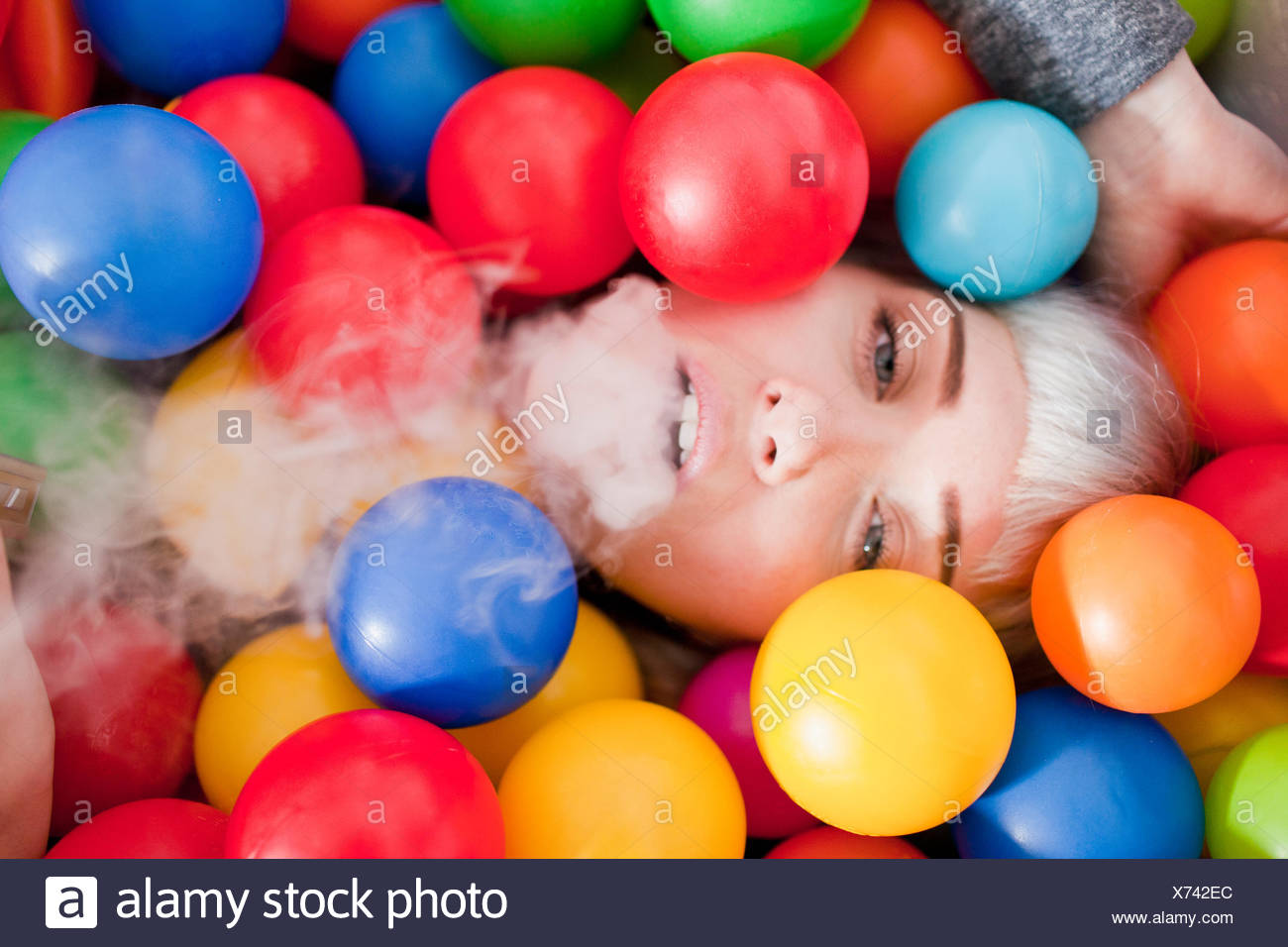 Ball Pit Stock Photos Amp Ball Pit Stock Images Alamy