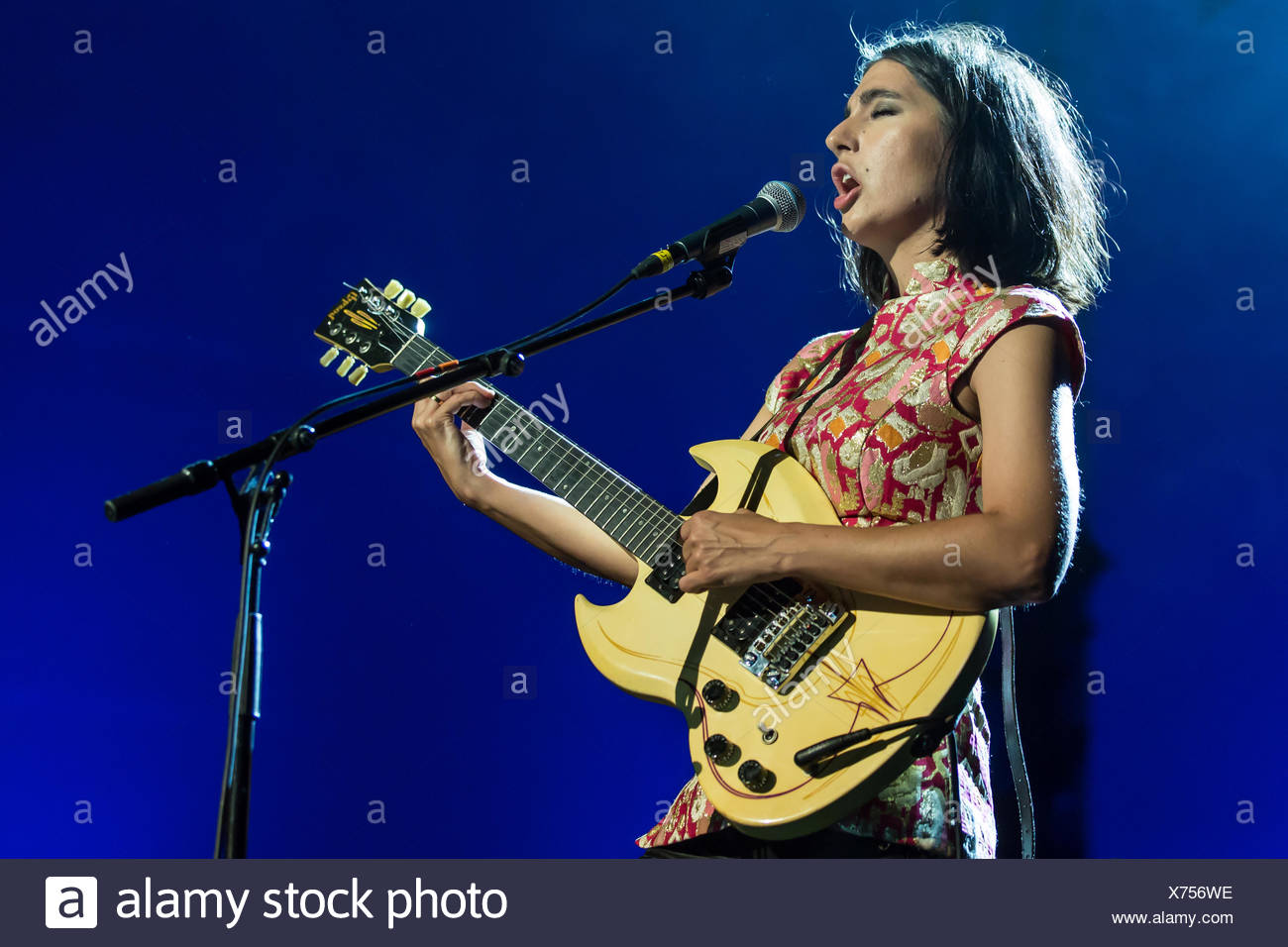 Mariam The Believer - Stock Image