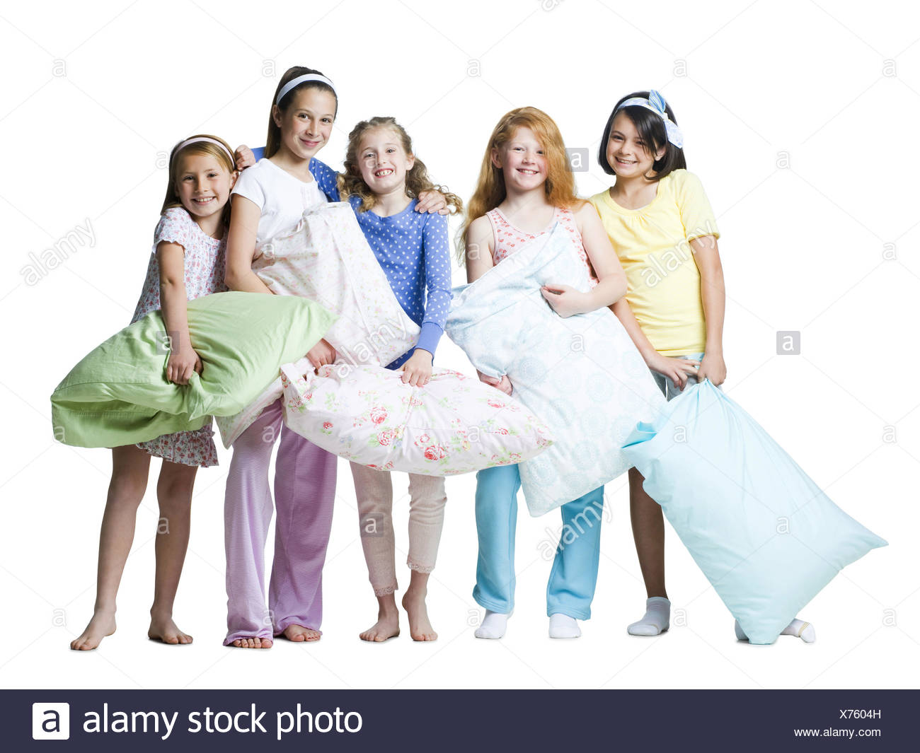 With you Mexican young girl sleepover something