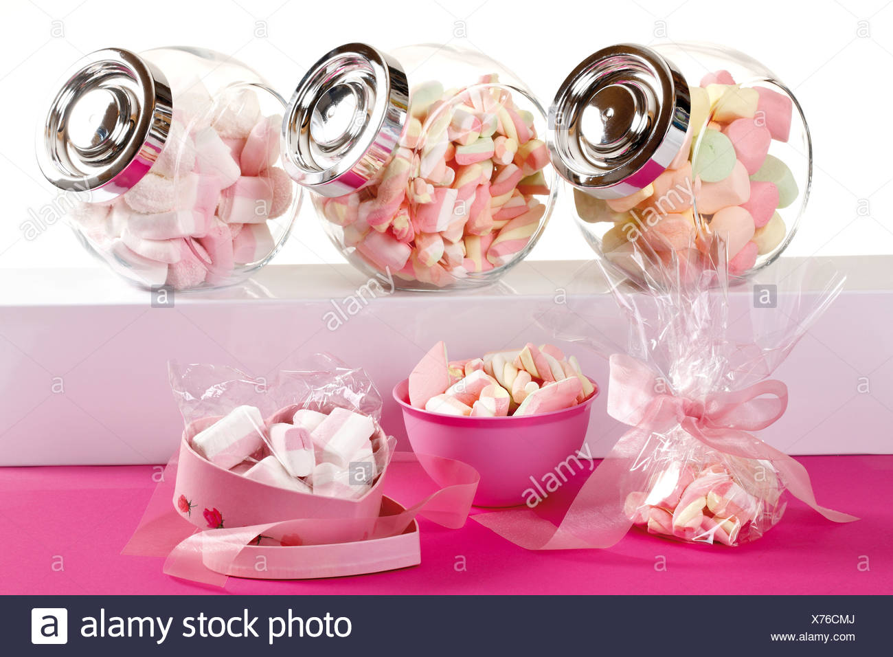 Candy In Jars Stock Photos & Candy In Jars Stock Images - Alamy