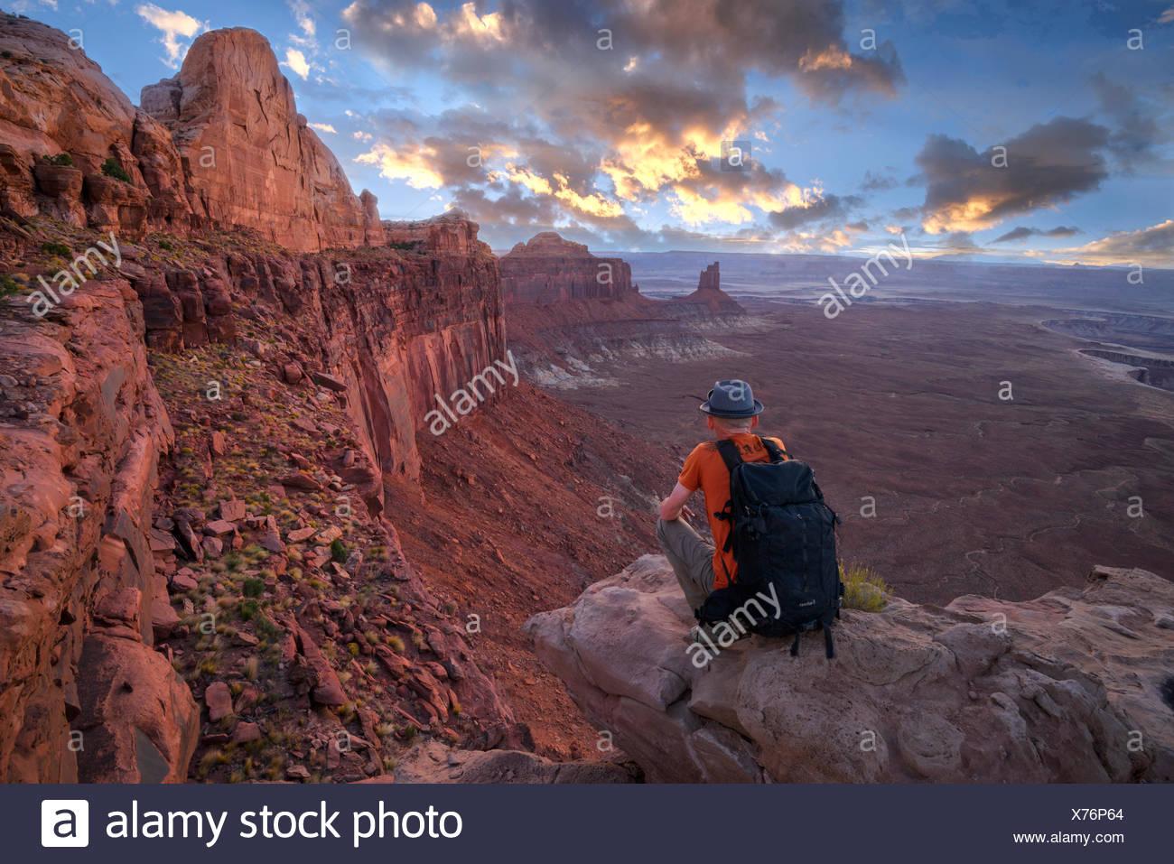 Canyonland - Stock Image