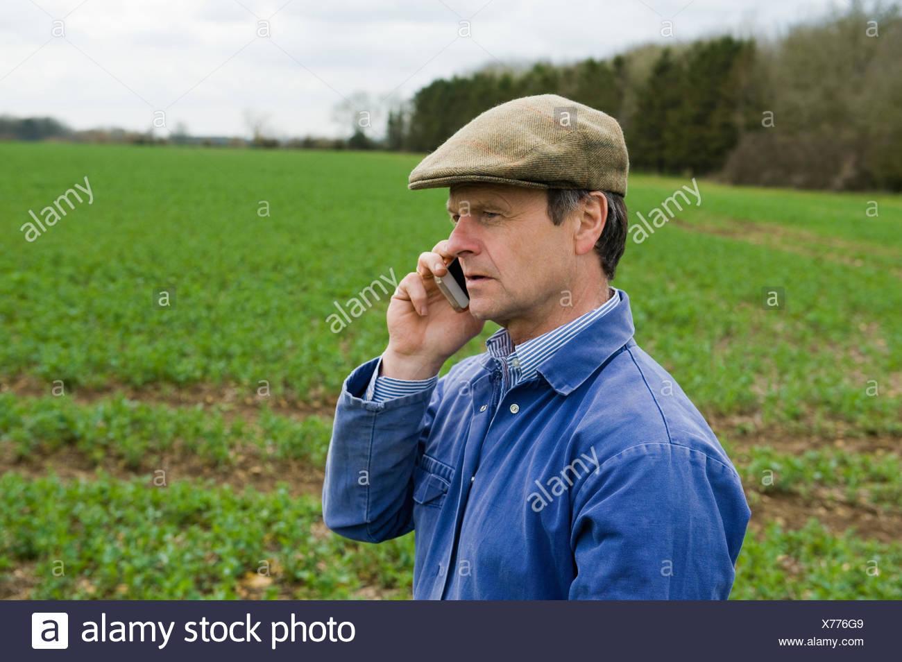b66de618d2e6 Farmer In Flat Cap Stock Photos & Farmer In Flat Cap Stock Images ...