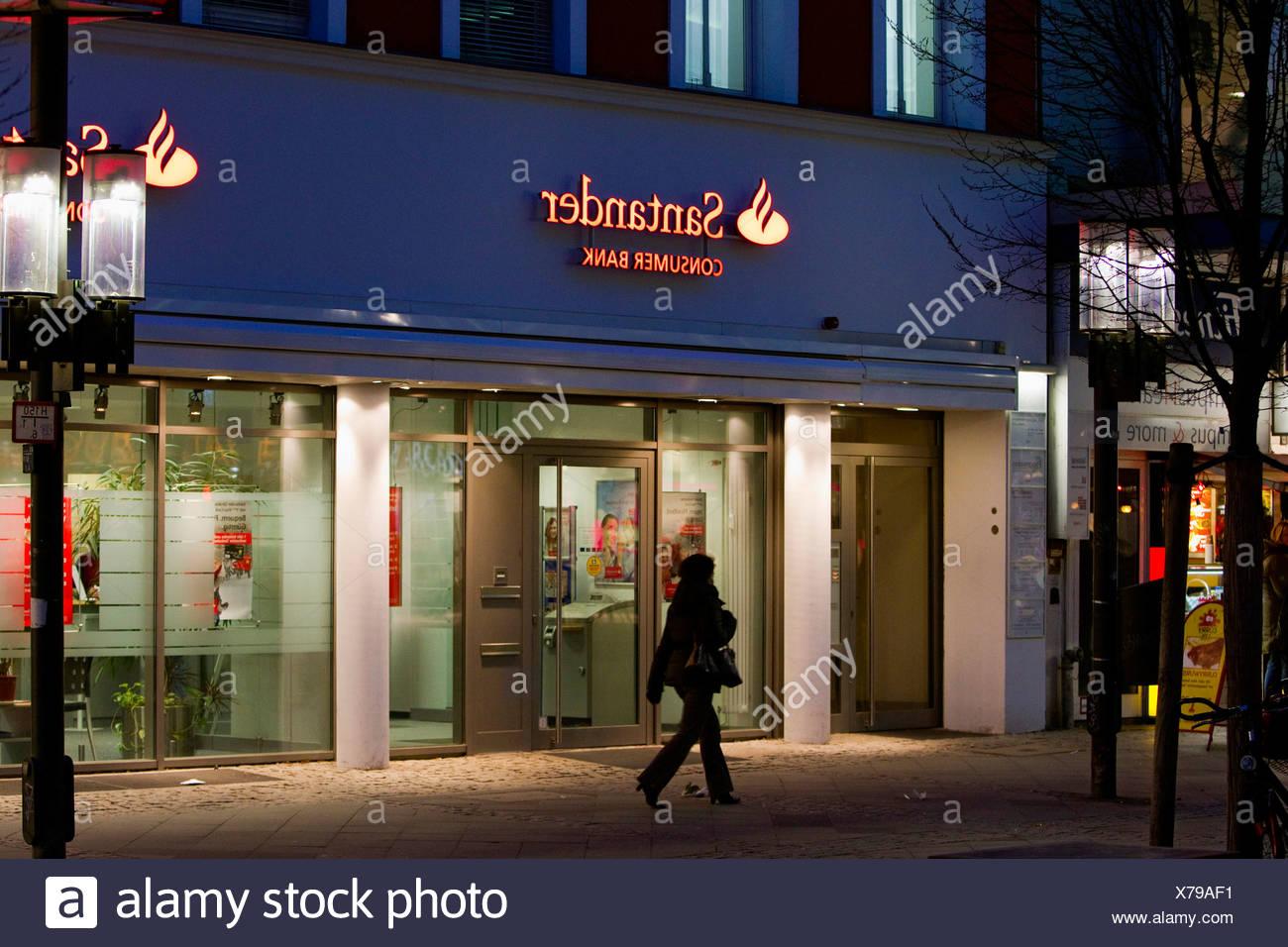 Santander Bank Berlin Filialen