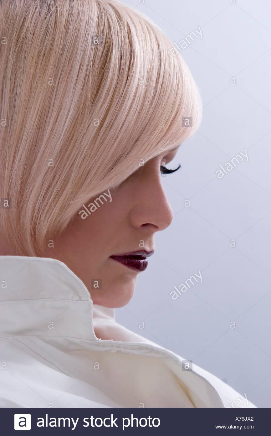 beautiful beauteously nice - Stock Image
