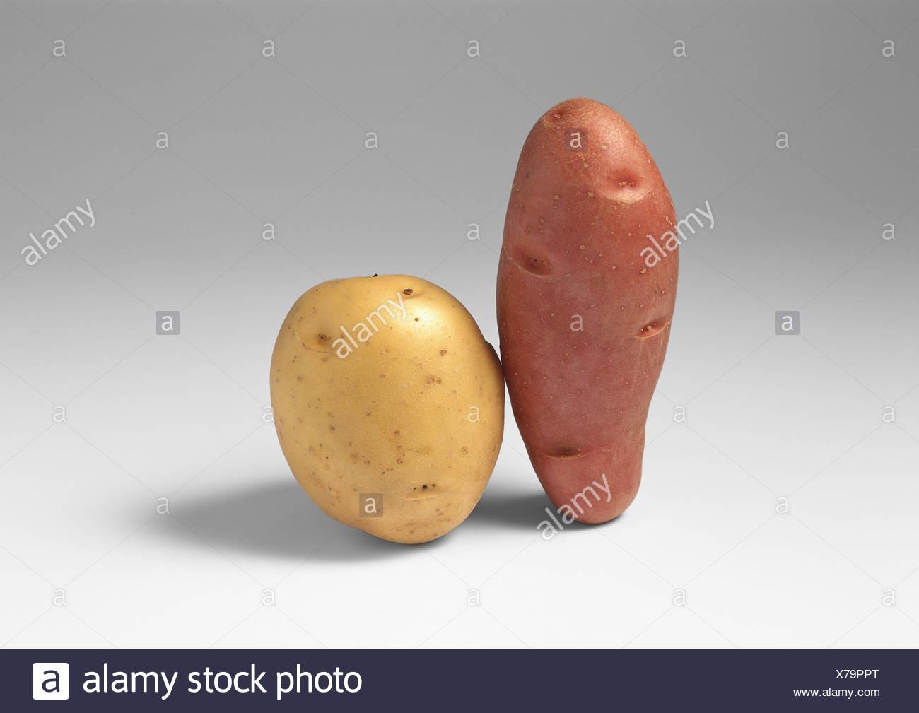 Potatoes - Stock Image