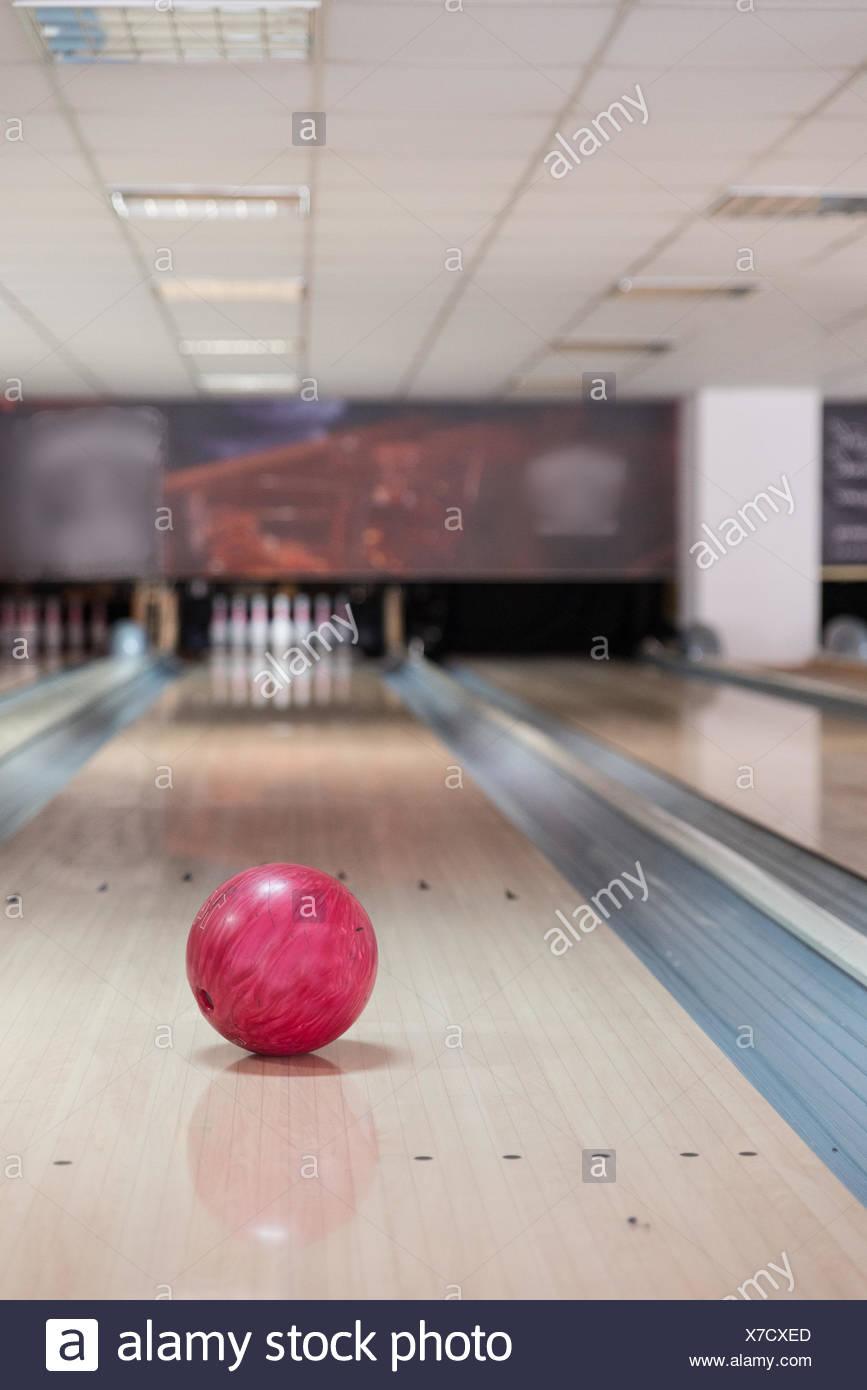 Bowling Lane Stock Photos & Bowling Lane Stock Images - Alamy