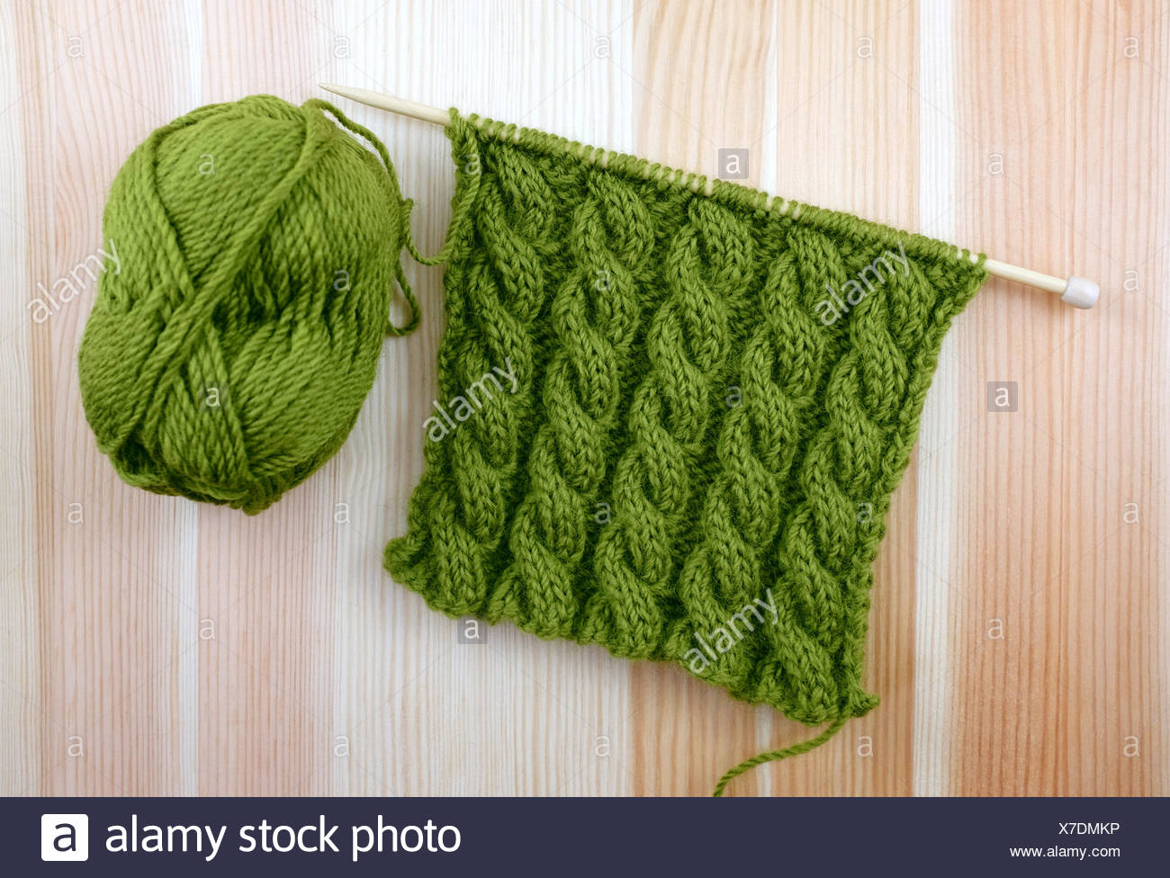 Cable Knitting Stock Photos & Cable Knitting Stock Images ...